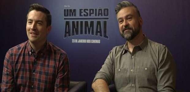 Um Espião Animal: Diretores falam do filme com Will Smith!
