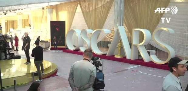 Hollywood se prepara para o Oscar