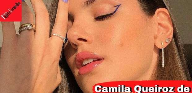 Será que Camila Queiroz mudou o visual mesmo?