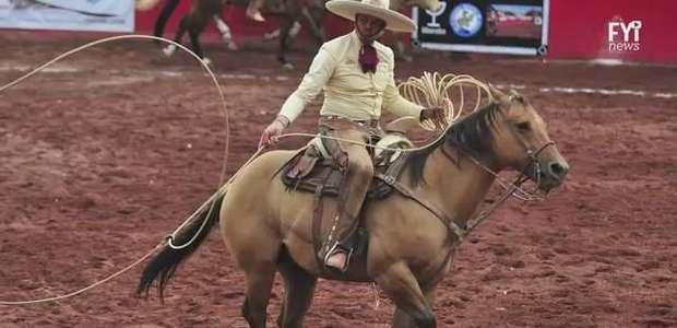 ¡Que vivan los Charros, charros mexicanos!
