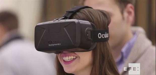 Realidad virtual en Facebook en el futuro