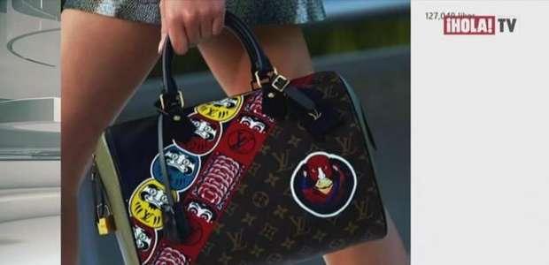 La firma francesa Louis Vuitton lanzó su nueva colección junto con Kansai Yamamoto