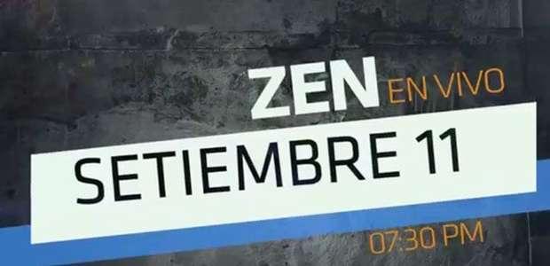 Zen - Terra Live Music - 11 de Setiembre