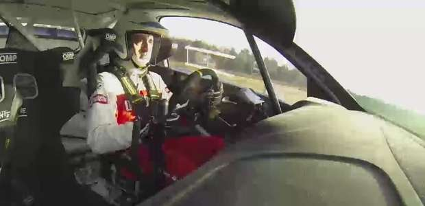Probamos el VW Polo WRC