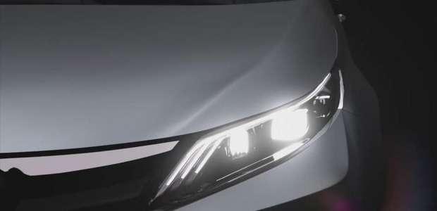 Toyota y sus luces inteligentes y adaptables de tipo Led