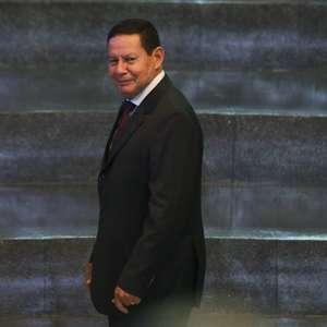 Governo vai comprar esteira de R$ 44 mil para Mourão