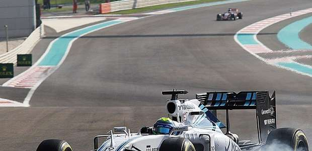 Siga volta a volta o GP de Abu Dhabi de F1