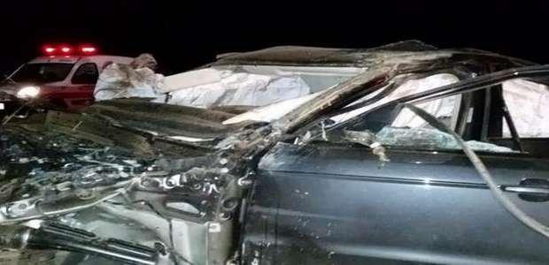 Carro de Cristiano Araújo estava a 179 km/h, diz relatório