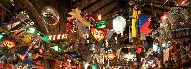 Bogotá tem restaurante inspirado na 'Divina Comédia'