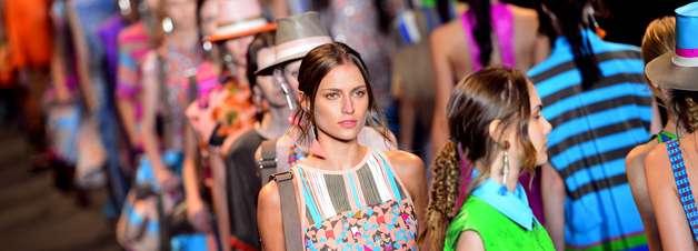 Espaço Fashion desfila verão na semana de moda carioca