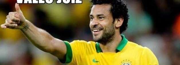 Vitória polêmica do Brasil gera brincadeiras; veja os memes