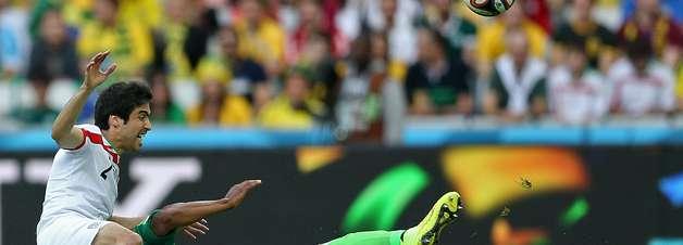 Nigéria e Irã ficam no zero e cravam 1º empate da Copa 2014