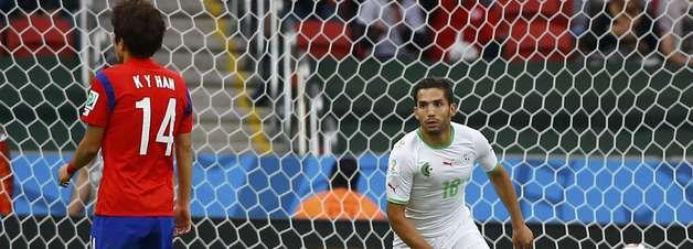 Argélia x Rússia: Terra acompanha jogo minuto a minuto