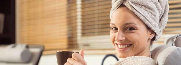 Ideais no inverno, tratamentos com chás deixam cútis macia