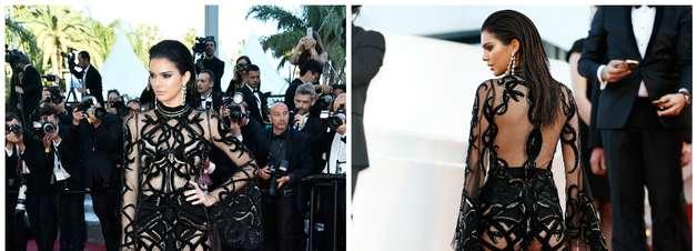 Você usaria? Famosas apostam na transparência em Cannes