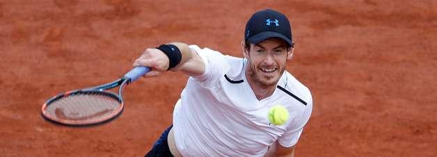 Murray vence jovem russo e vai às quartas em Roland Garros