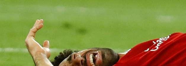 Egito diz que Salah ficará no máximo 3 semanas fora