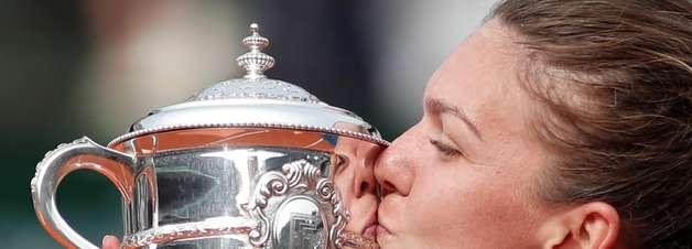 Halep bate Stephens, encerra tabu e conquista 1º Grand Slam