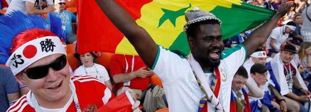Japão e Senegal empatam e luta por vagas no Grupo H continua