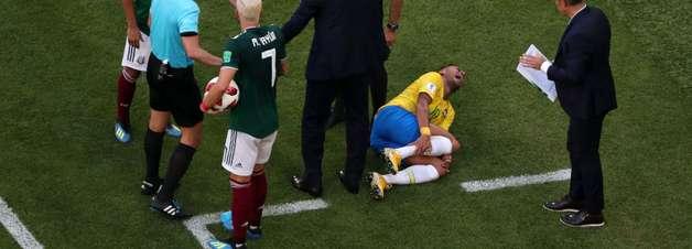 Resumo da Copa: Ney ataca de novo e teremos Brasil x Bélgica