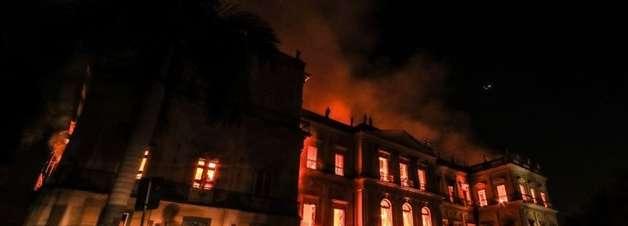 Reconstrução do Museu Nacional custará R$ 15 milhões