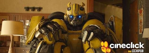 CCXP18: Bumblebee tem cena inédita revelada; veja descrição