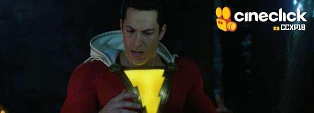 CCXP18: Warner traz cena inédita de Shazam! e muito mais