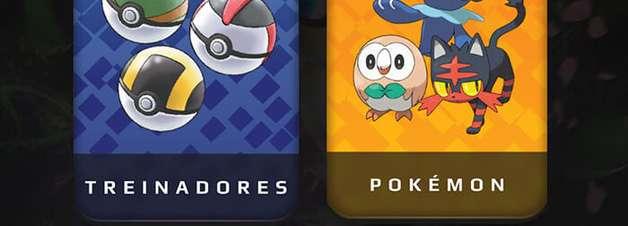 Gratuito, app de Pokémon escaneia os cards no seu celular