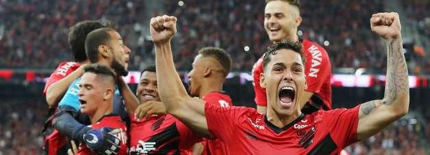 Aspirantes do Athletico conquistam bicampeonato no Paraná