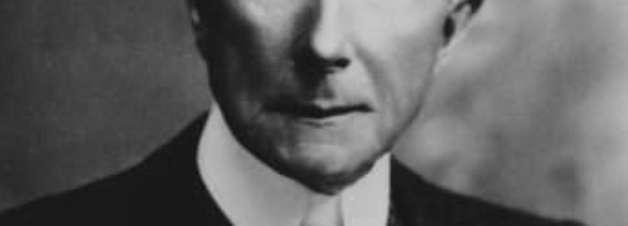 John D. Rockefeller e Bill Gates