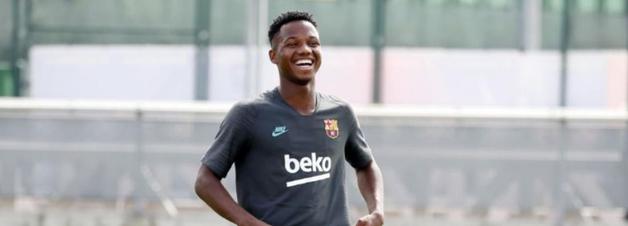 Ansu Fati é convocado para seleção sub-21 da Espanha