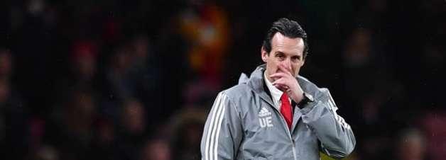 Após derrota, Emery diz que aceita críticas dos torcedores