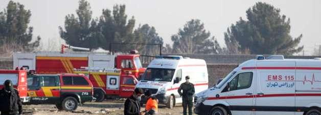 Ucrânia cogita míssil como causa de desastre aéreo no Irã