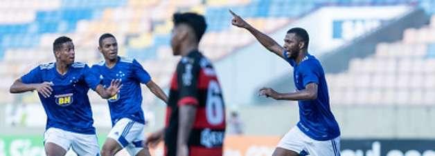 Cruzeiro vence o Oeste e confirma liderança na Copinha