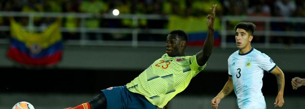 Colômbia busca recuperação no Pré-Olímpico contra o Equador
