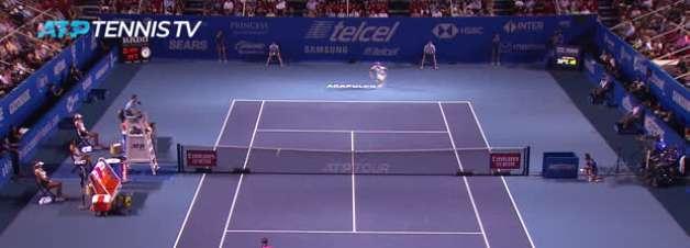 TÊNIS: ATP Acapulco: Rafael Nadal vence Kwon Soon-woo (6-2, 6-1)