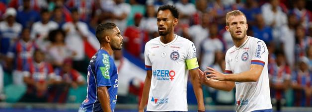 Giro dos Estaduais: reservas do Bahia empatam e Goiás vence com time misto