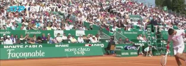 TÊNIS: ATP: Flashback: Djokovic despacha Nalbandian em Mônaco
