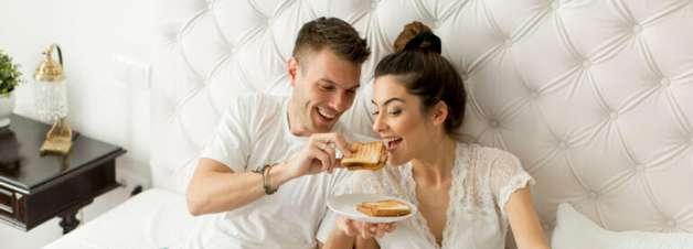 9 ideias de Café da manhã de Dia dos Namorados para agradar seu amor