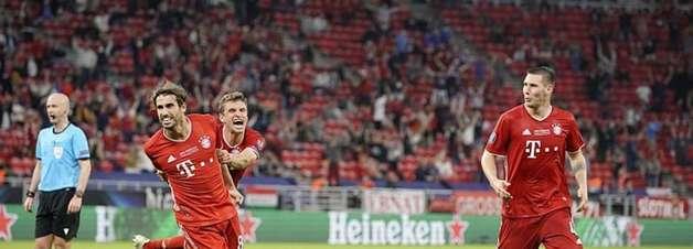 Bayern de Munique anuncia saída de Javi Martinez