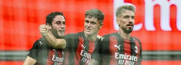 Sem Ibrahimovic, Milan sofre para bater rival norueguês, mas avança na Liga Europa