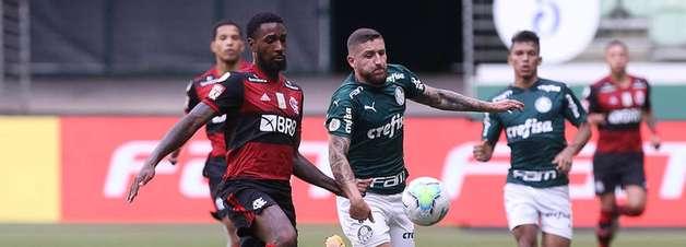 CBF marca Palmeiras e Flamengo para às 11h no Mané Garrincha
