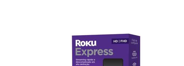 Roku Express se destaca por seu excelente custo-benefício