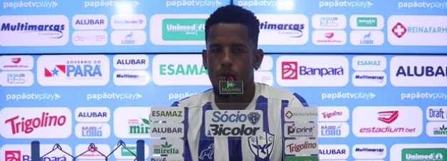"""PAYSANDU: Vítor Feijão supera derrota em clássico Re-Pa e já mantém foco no Londrina: """"Queremos ganhar de todos, de qualquer forma"""""""