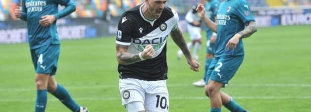 Inter de Milão mira a contratação de De Paul, da Udinese; negócio pode acontecer ainda em janeiro