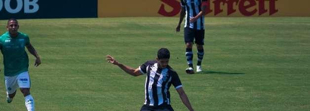 Victor Oliveira e Figueirense não chegam a acordo e zagueiro se despede do clube
