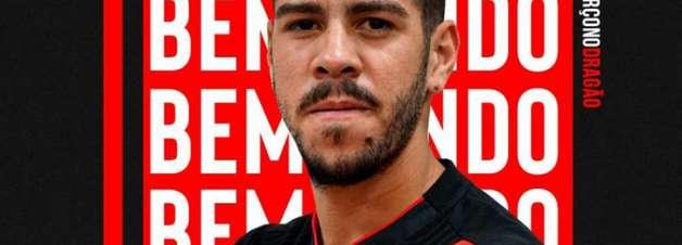 Victor Paraíba volta ao Atlético-GO e espera grande ano no clube goiano
