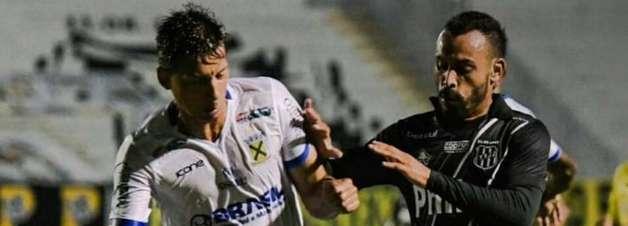 Com golaço, Santo André vence a Ponte Preta em Campinas pelo Paulistão