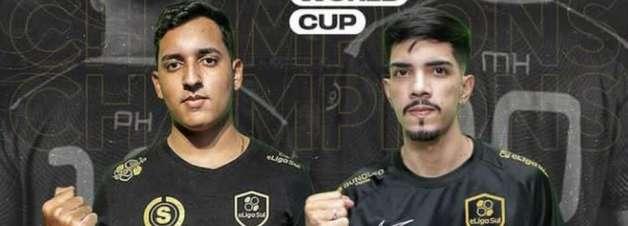 EligaSul: organização brasileira é a primeira do mundo a ser campeã no Fifa e PES