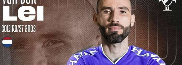 Sexto reforço do Vasco, Vanderlei manda recado para torcida: 'Vamos juntos'